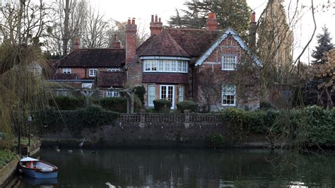 George Michael Home Oxfordshire