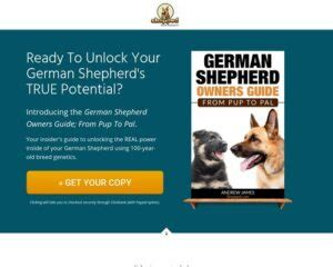 [click]german Shepherd Owners Guide From Pup To Pal - Video .