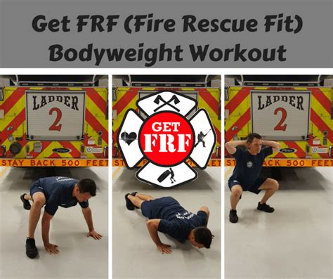 [click]get Frf Fire Rescue Fit Workout Program - Firefighter .