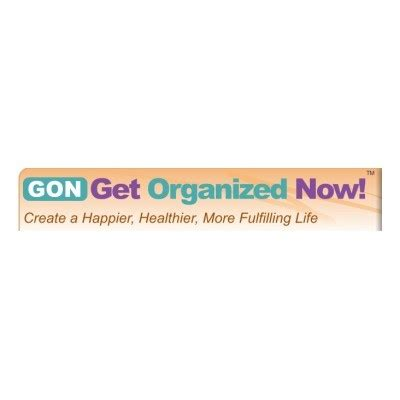 [click]get Organized Now Coupon Codes - Dontpayfull Com.
