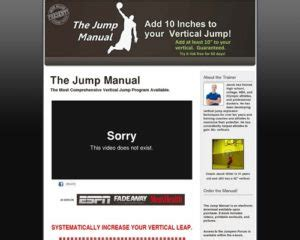 @ Get Rid Of The Jump Manual Is Converting Like Crazy On .