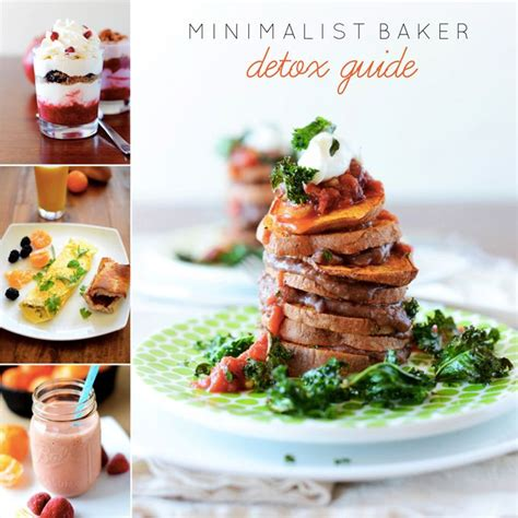 @ Get The Minimalist Baker Detox Guide For Free .