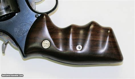 Gets W Revolver Exotic Wood Grips Ahrends Cheap.