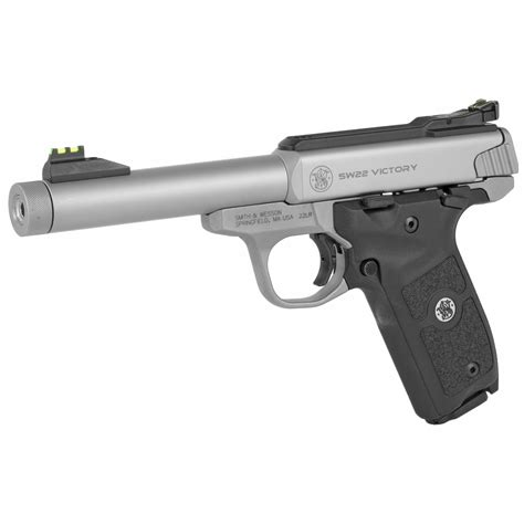 Getsw22 Victory Handgun 22 Lr 5 5 10 1 10201 Smith .