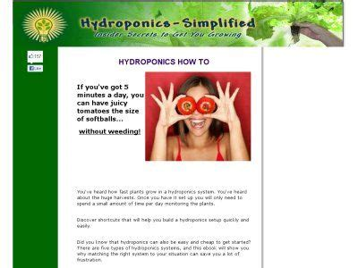 Getting Started In Hydroponics: Expert Tips, Plans & Secrets.