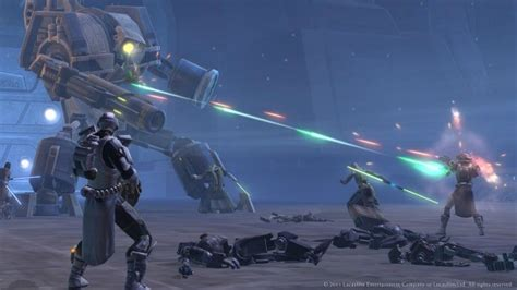 Getting Started In Star Wars: The Old Republic - Game Informer.