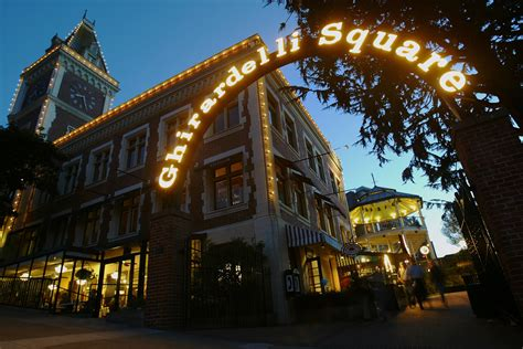 Ghirardelli Square San Francisco