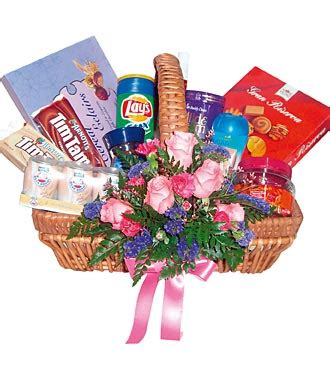 Gift Baskets: Food Gift Baskets Delivered Locally By Ftd - Ftd.com.