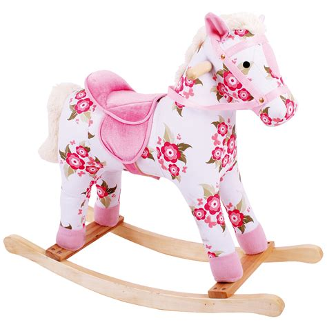 Girls Rocking Horse For Child