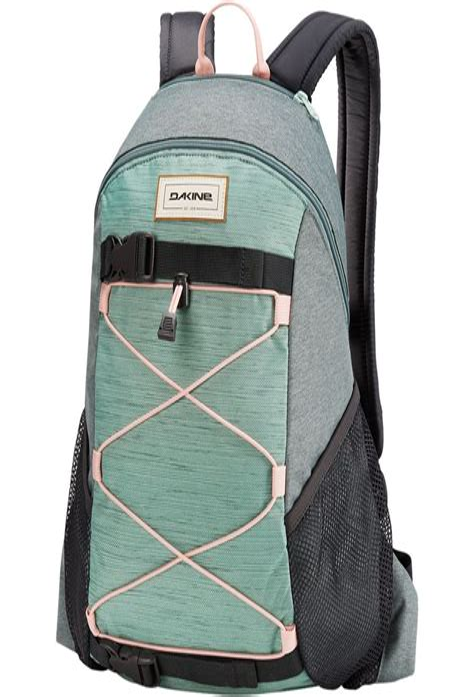Girls Dakine Wonder Backpack Fluorescent