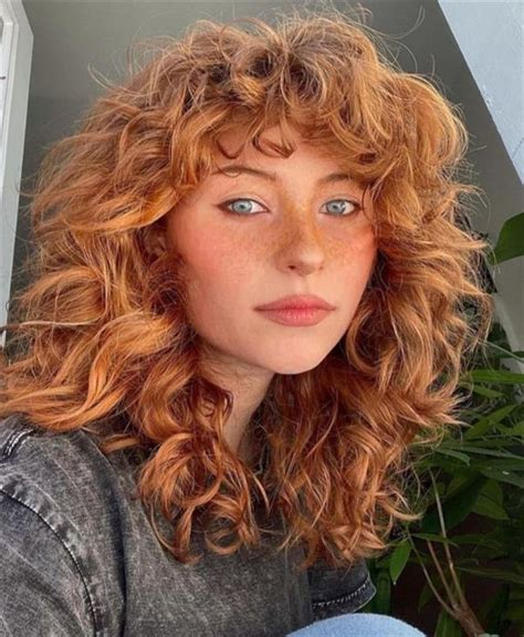 how to style short curly hair with bangs Page 2 download