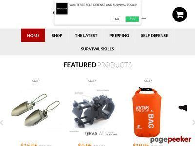 Give Away This Survival Kit And Earn 75 Commissions - Dynu.