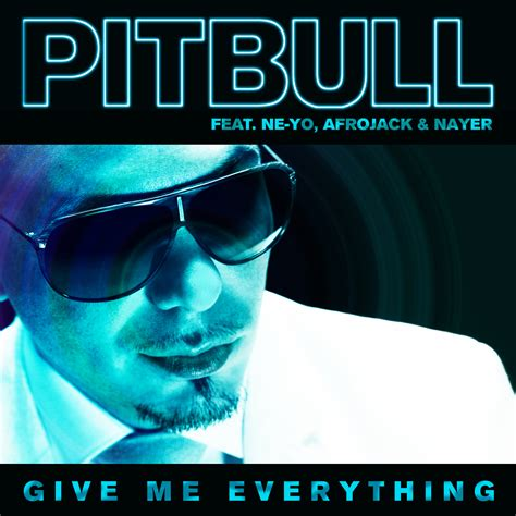 Give Me Everything Album Cover