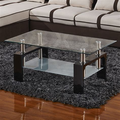 Glass Coffee Tables Ebay
