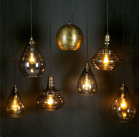 Glass Pendant Light  Pendant-Light Org.