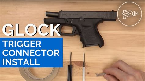 Glock Trigger Connector Ghost 3 5 Lb Install Hd Quick .