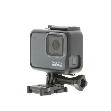 Gopro Hero7 Silver   Waterproof Digital Action Camera With .