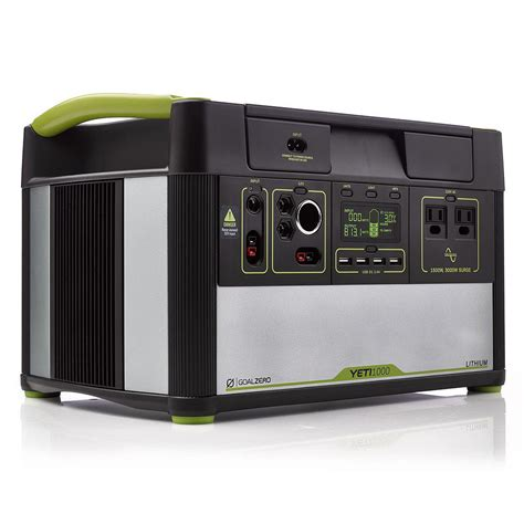 Goal Zero Canada  Renewable Portable Power .