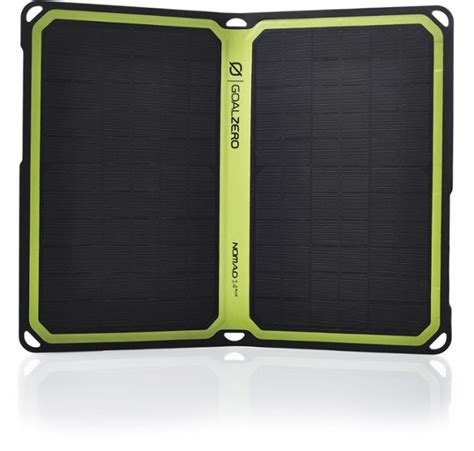 Goal Zero Nomad 14 Plus Solar Panel  Rei Co-Op.