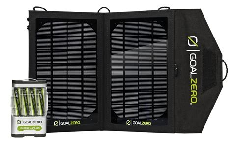 Goal Zero Switch 8 Solar Charging Kit Review- Power Anywhere There Is Sun .