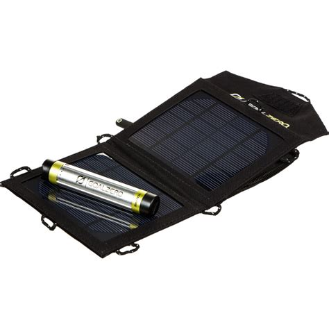 Goal Zero Switch 8 Solar Recharging Kit - Amazon Com.