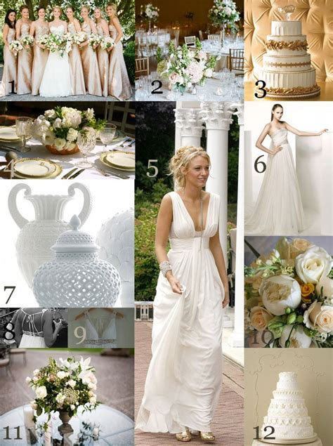 Goddess Wedding Theme