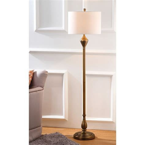 Gold Finish Floor Lamps - Overstock Com.