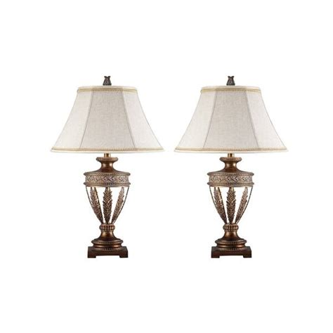 Gold Finish Table Lamps - Overstock Com.