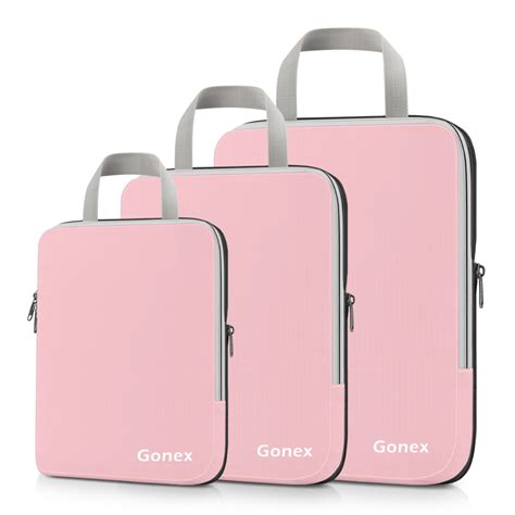 Gonex Extensible Packing Cubes-3 Sets - Walmart.com.