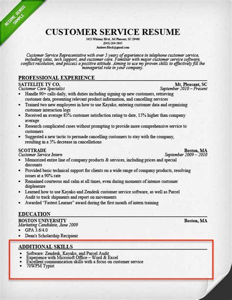 good skill for resume   template resume para wordgood skill for resume