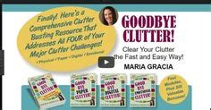 [click]goodbye Clutter Clear Your Clutter The Fast  Easy Way .