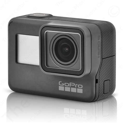Gopro Hero 5 Black 4k Action Camera.