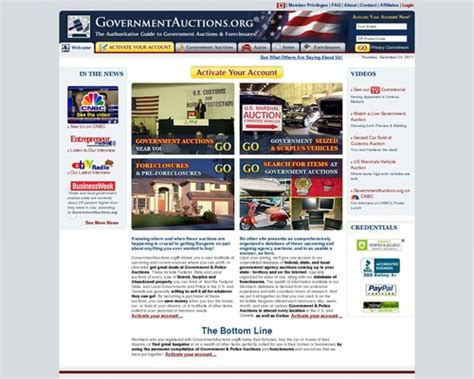 Governmentauctions.org - Top Performing Affiliate Program In Its.