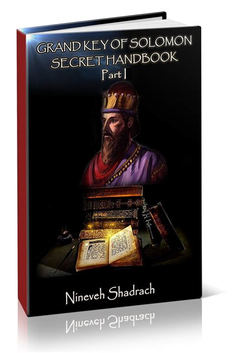 [pdf] Grand Key Of Solomon Secret Handbook - Wordpress Com.