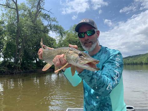 Grand River MI Fishing Report