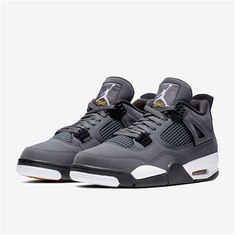Gray Boy Jordans Shoes