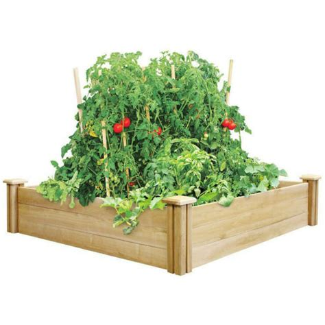 Greenes Fence Square Raised Garden For Sale Online  Ebay.