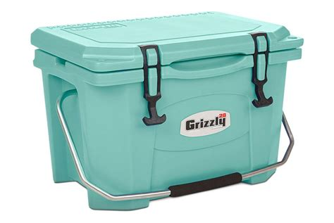 Grizzly Coolers - Fishing Cooler Ice Chest.