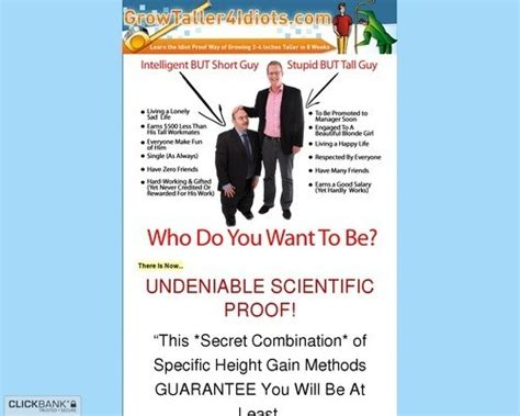 @ Grow Taller 4 Idiots  Best Selling Taller Program  2018 .