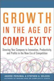 [pdf] Growth In The Age Of Complexity Steering Your Company To .