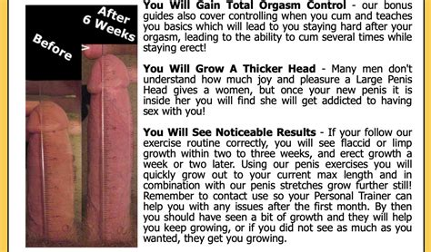 [click]growyourpenisfast Com Penis Enlargement Program Reviews .