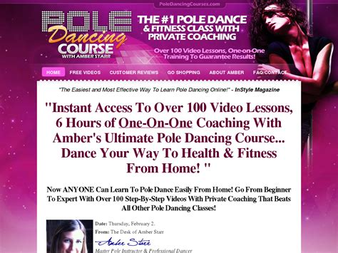 @ Guide Pole Dancing Courses  Up To 32 Sale  Top Aff .