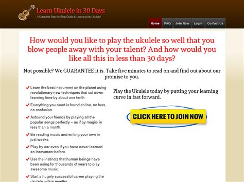 @ Guide To Rocket Ukulele  Get 70 Recurring Commission Per .