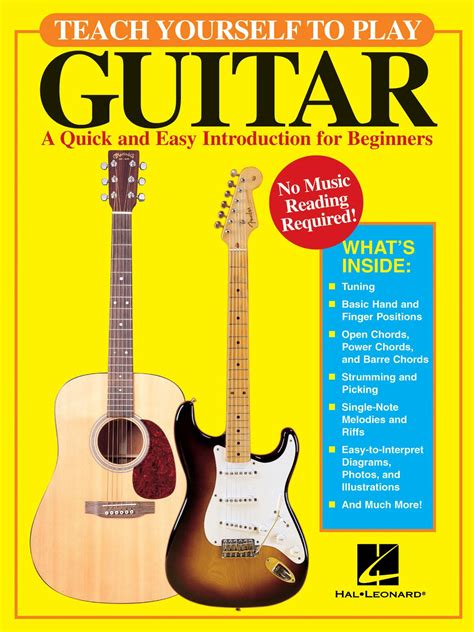 [pdf] Guitar Book For Adult Beginners Teach Yourself How To Play .