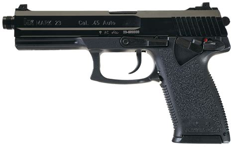 H K Heckler  Koch Hk Mark 23 Mark23 Mk23 Match Barrel.