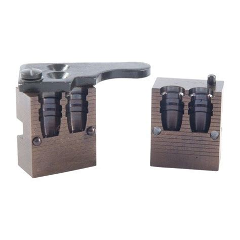 Handgun 2 Cavity Moulds Dc 245gr 44 Cal Pistol Mould Fn .