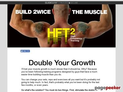 Hft2 – Build 2wice On Muscle Chad Waterbury Astratech.