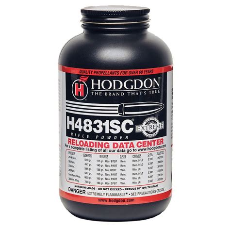 Hodgdon Powder Co Inc Hodgdon Powder H4831 Sc Brownells.