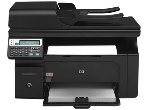 Hp Laserjet Pro M1217nfw Mfp Driver And Software Free Downloads.