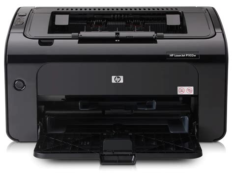 Hp Laserjet Pro P1102w Printer Review - Youtube.